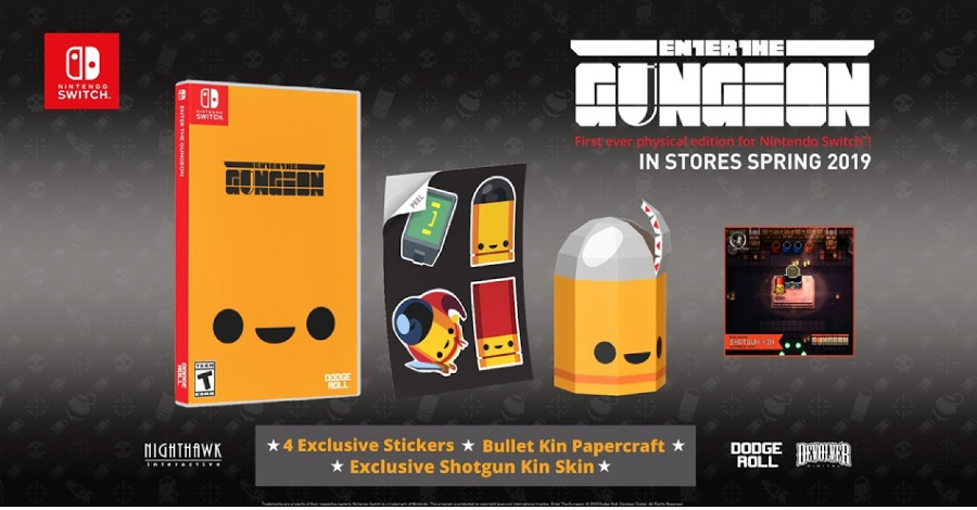 Enter the Gungeon - Deluxe Edition