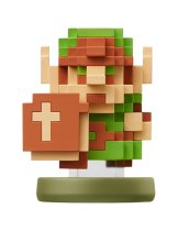 Аксессуар Amiibo 8-bit Линк (The Legend of Zelda)