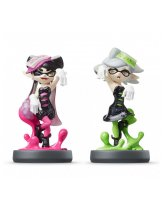 Amiibo комплект Callie & Marie (Splatoon)