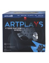 Обложка Руль Artplays V-1200 (Premium Leather Edition)
