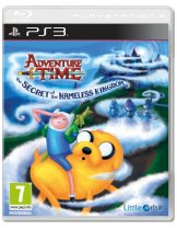 Adventure Time: The Secret of the Nameless Kingdom [PS3]