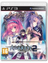 Диск Agarest: Generations of War 2 [PS3]