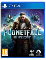 Диск Age of Wonders: Planetfall [PS4]