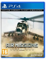 Диск Air Missions: Hind [PS4]