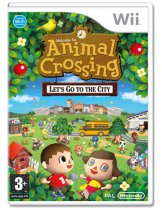 Animal Crossing: Let's Go to the City [Wii]