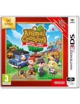 Купить Animal Crossing: New Leaf - Welcome Amiibo [3DS]