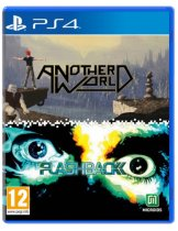 Диск Another World & Flashback Compilation [PS4]