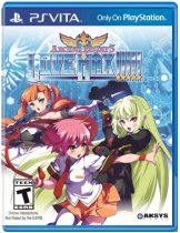Купить Arcana Heart 3 Love Max (US) (Б/У) [PS Vita]