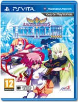 Диск Arcana Heart 3 Love Max (USA) [PS Vita]