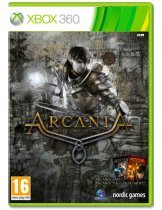 Диск Arcania: The Complete Tale (Б/У) [X360]