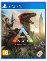Диск ARK: Survival Evolved [PS4]