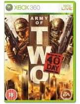 Диск Army of two: The 40th day (Б/У) [Xbox 360]