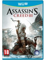 Диск Assassin's Creed III (3) [Wii U]
