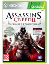 Диск Assassins Creed 2 Game of the Year (Б/У) [X360]