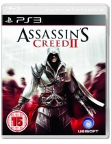 Диск Assassins Creed 2 (англ. версия) [PS3]