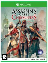 Купить Assassin's Creed Chronicles: Трилогия [Xbox One]