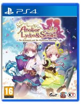 Atelier Lydie & Suelle: The Alchemists and the Mysterious Paintings [PS4]