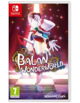 Диск Balan Wonderworld [Switch]