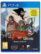 Диск Banner Saga Trilogy - Bonus Edition [PS4]