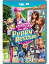 Barbie and Her Sisters: Puppy Rescue [Wii U]