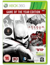 Batman: Arkham City GOTY [X360]