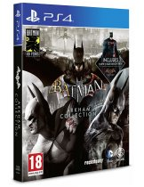 Batman Arkham Collection - Steelbook Edition [PS4]