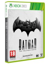 Диск Batman: The Telltale Series (Б/У) [X360]