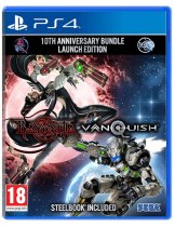 Диск Bayonetta & Vanquish 10th Anniversary Bundle - Launch Edition [PS4]