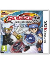 Диск Beyblade: Evolution [3DS]