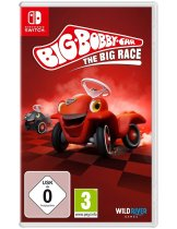 Диск Big Bobby Car: The Big Race [Switch]