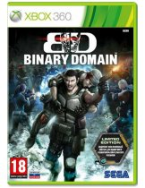 Диск Binary Domain Limited Edition [X360]