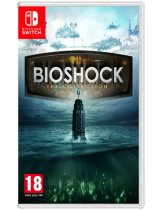 Диск Bioshock The Collection [Switch]