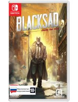 Диск Blacksad: Under The Skin - Limited Edition [Switch]
