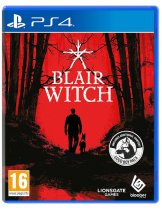 Диск Blair Witch [PS4]
