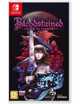 Купить Bloodstained: Ritual of the Night [NSwitch]