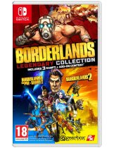Диск Borderlands Legendary Collection [Switch]