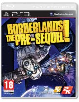 Диск Borderlands: The Pre-Sequel! [PS3]