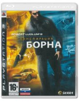 Диск Конспирация Борна (The Bourne Conspiracy) (Б/У) [PS3]