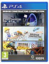 Диск Bridge Constructor Compilation [PS4]