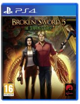 Диск Broken Sword 5: The Serpents Curse [PS4]