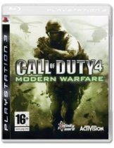 Купить Call of Duty 4: Modern Warfare [PS3]