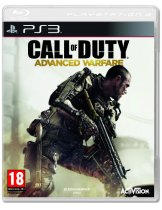 Диск Call of Duty: Advanced Warfare (англ. версия) [PS3]
