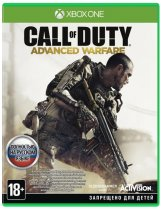 Диск Call of Duty: Advanced Warfare [Xbox One]