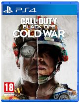Диск Call of Duty: Black Ops Cold War [PS4]