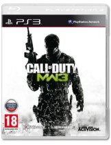 Купить Call of Duty: Modern Warfare 3 (англ. версия) [PS3]