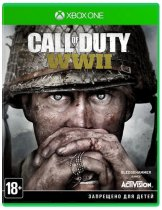 Купить Call of Duty: WWII [Xbox One]