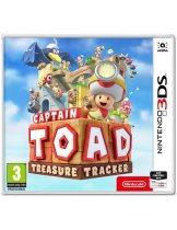 Купить Captain Toad: Treasure Tracker [3DS]