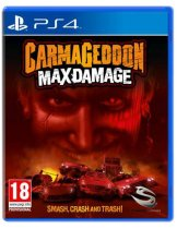 Купить Carmageddon: Max Damage [PS4]