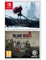 Диск Комплект Child of Light + Valiant Hearts. The Great War [Switch]