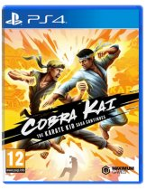 Диск Cobra Kai: The Karate Saga Continues [PS4]